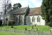St Mary Coney Weston