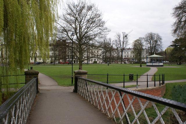 Central Leamington Spa