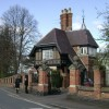 Milverton cemetery lodge, Old Milverton Road, Leamington Spa