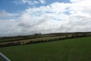 Farmland at Cae-Warring Farm