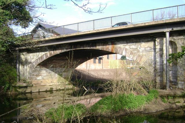 Portobello bridge, River Avon