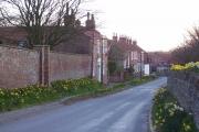 Goodmanham Village centre