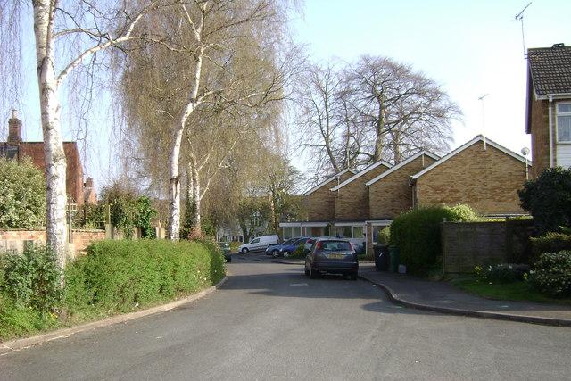 The Spinney, Leamington Spa