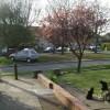 The end of Coniston Road, Leamington Spa