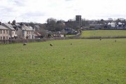 Townsfield and St John's Church, Silverdale