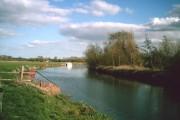 River Thames at Kelmscott