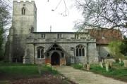 St Margaret Stradishall