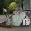 Skateboard rink, Victoria Park, Leamington Spa