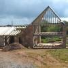 Reconstruction at Hill Barn