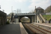Knighton, bridge
