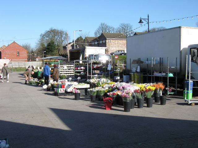 The  Friday Market, Tring