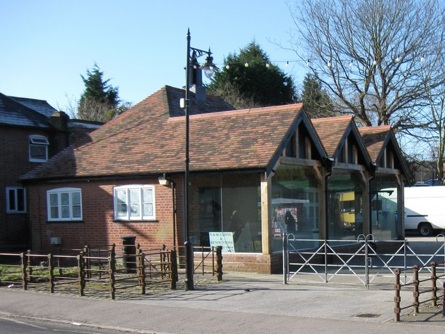 The Market Office > Tring Local History Museum