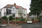 Junction of Minerva Road and Bradford Road
