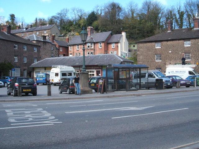 The Square, Cromford