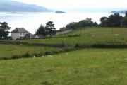 Fields near Goatfield