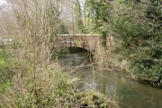 Alderholt, bridge