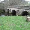 Leadmill Bridge over the River Derwent