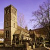 St Peters Church, Pentre, Rhondda Fawr Valley, South Wales