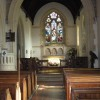 Interior of Christ's Church, Parracombe
