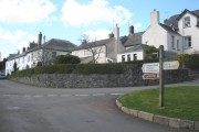 The main crossroads, Drewsteignton