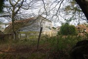 Farm buildings, Woodland Farm