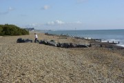Seafront at Goring by Sea