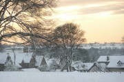 Amberley in the Snow