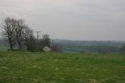 Field beside the A1000