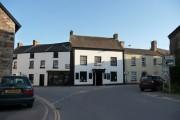Bampton : The White Horse Inn on Fore Street