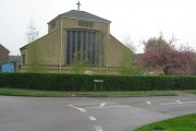 Borehamwood: Church of St Michael & All Angels