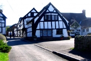 Cruck Building, Weobley, Herefordshire
