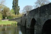 Bridge over the River Teme, Leintwardine.