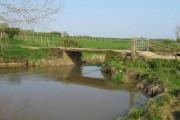 Footbridge over River Beult