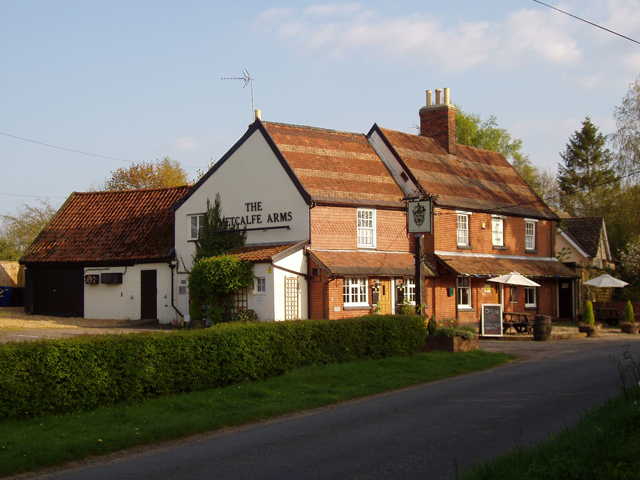 The Metcalfe Arms Hawstead