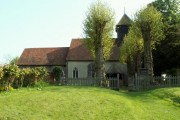 St. Barnabas: the parish church of Alphamstone