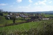 Mid Devon : Chettiscombe Village