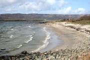 Beach and Eilean Tràighe