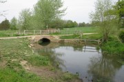 The River Stour near Godinton Park