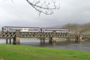 Railway Bridge, near Inverlochy Castle