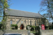 St Paul's Church, Marsh Lane, Shepley