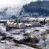 A walk in the snow - Danybryn, Gilfach Goch