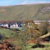 Abercerdin School and Mynydd Maes-teg
