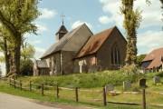 St. Mary: the parish church of Stocking Pelham