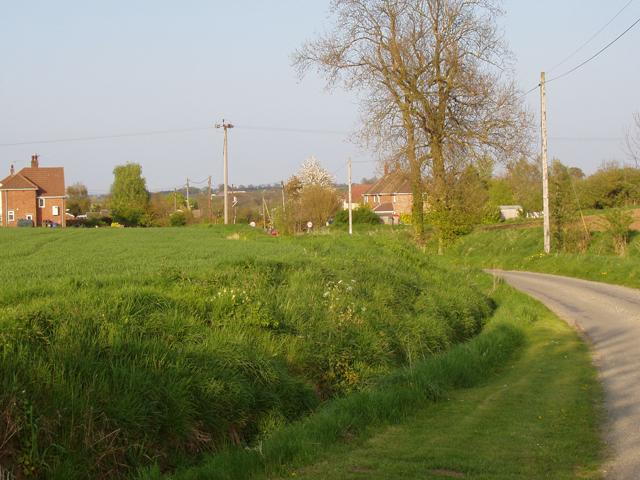 Whepstead Road Hawstead
