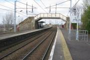 Wishaw Railway Station