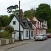Village houses, The Street, Pakenham