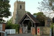 St. Nicholas: the parish church of Norton