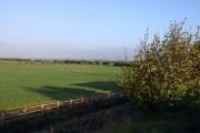 Farmland near the A34 at Drayton
