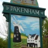 Pakenham village sign