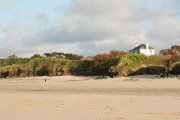 House with a view, Harlyn Bay